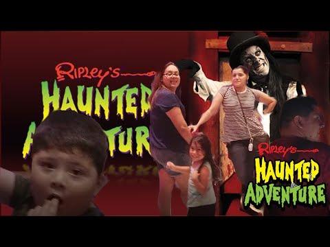 San Antonio Ripley's Haunted Adventure