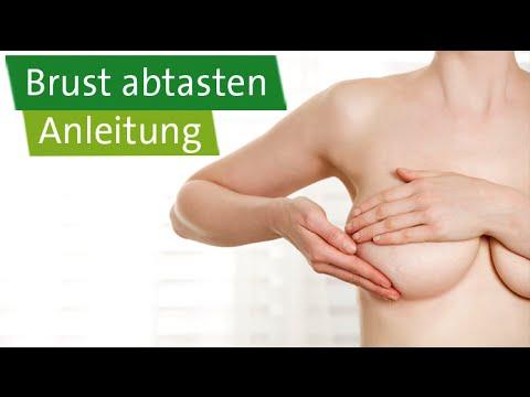 Brust abtasten – Anleitung zum Mitmachen