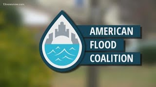 Virginia Beach joins nationwide coalition against flooding