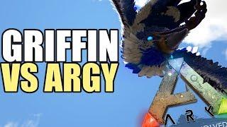 Download CELESTIAL GRIFFIN VS ORIGIN ARGY! | ARK PRIMAL FEAR