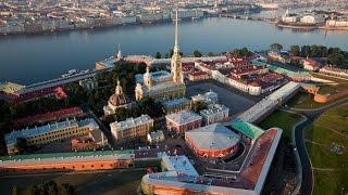 Петербург, Петропавловская крепость - главная цитадель России. Подробное путешествие, фильм