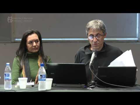 II Encuentro Internacional De Literatura Fantástica. El Terror En La Narrativa Argentina / 11-05-15