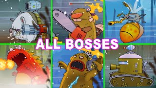 Swamp Attack All Bosses (Mosquito Queen, Swamp Monster, Demolition Crew, The Big On ..) Android/iOS. screenshot 2