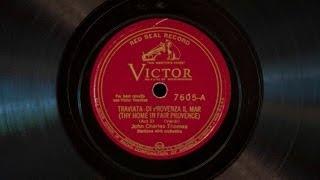 Di provenza il mar (La Traviata) • John Charles Thomas (Victor Credenza)