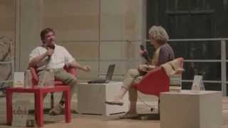 Luca Mercalli con Renata Barberis ad Albissola Marina (Prima Parte)