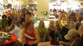 """Flash Mob featuring Bollywood smash hit song """"Jai Ho"""""""