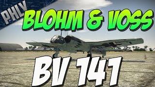 bv 141 epic user made plane war thunder gameplay