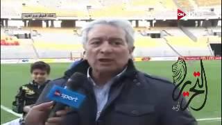 بالفيديو.. حلمي طولان يُحرج مراسل on sport: «إنت مالك أنا حر»