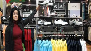 Jenny Koplin From Haggin Oaks Talks About New Adidas Close-Out Shoe Delivery