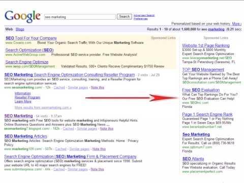 Web Seo PPC NY Vs Organic Search Engine Optimization