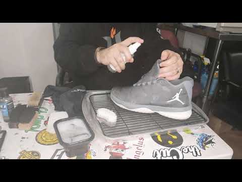 Sneaker Cleaning: Jordan B Fly