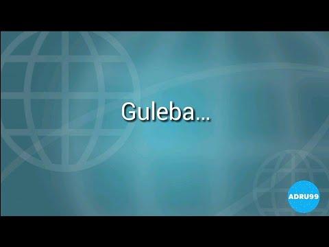 Guleba lyrics video | adru99 |