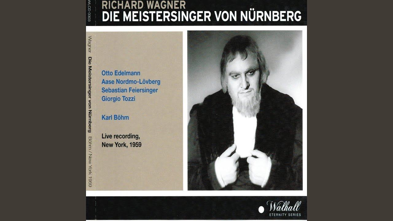 DIE MEISTERSINGER VON NÜRNBERG @      