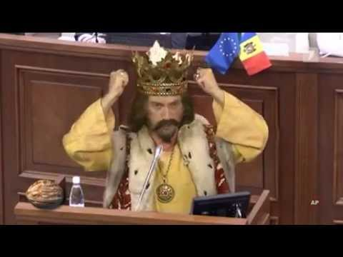 Stefan cel Mare in Parlament