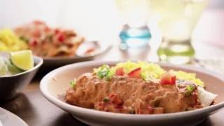 Campbells Kitchen  Easy Chicken & Cheese Enchiladas