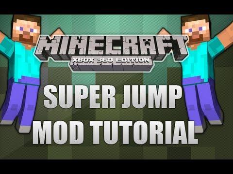 how to add mods to minecraft xbox 360