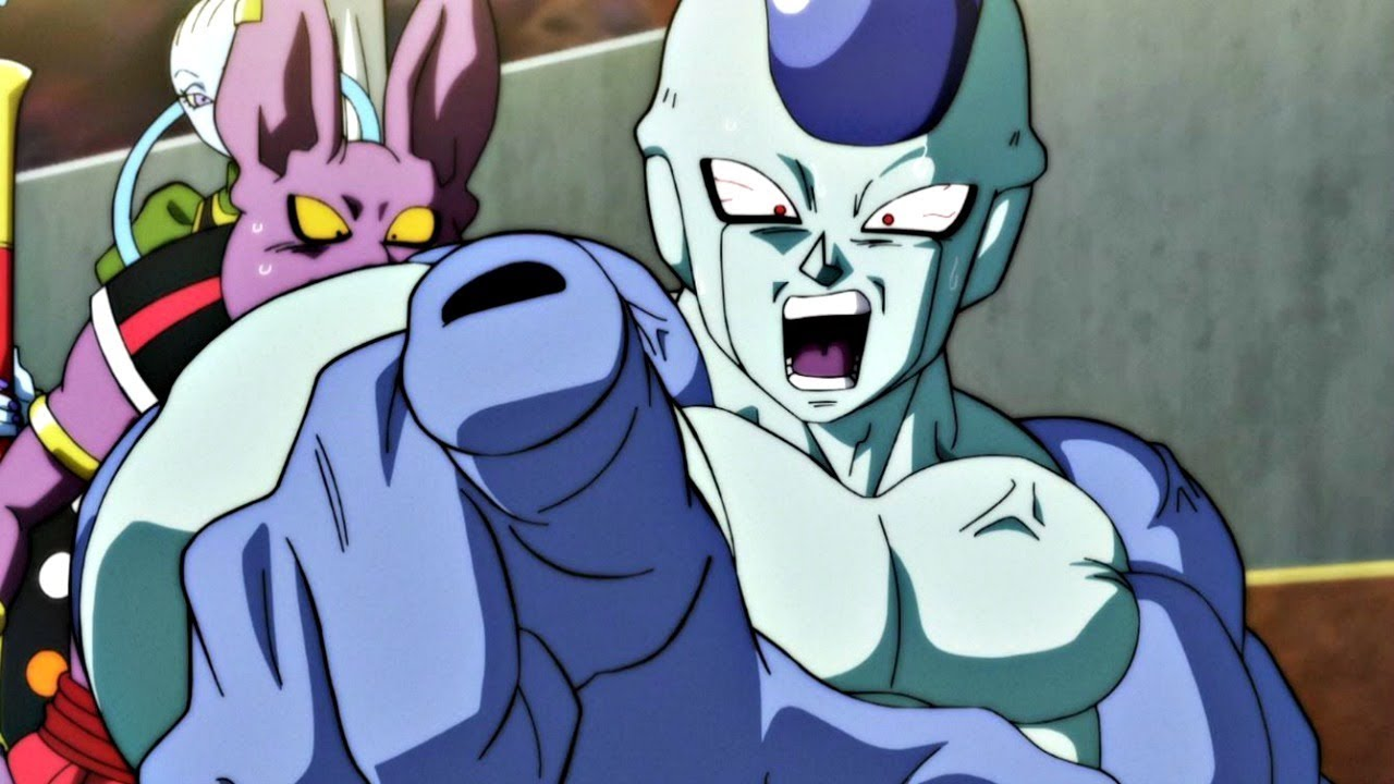 "Image result for Frost ""Dragon Ball Super"