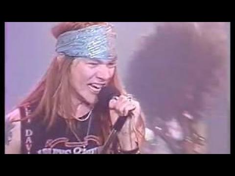 Guns N Roses Live At The Ritz 1988 Uncut Master (FULL SHOW)