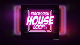 PACK #62 - LIBRERIA PERCUSSION HOUSE LOOPS VOL. 6 PARA FL STUDIO 2020