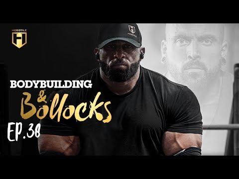 Bodybuilding & Bollocks Ep 38   Fouad Abiad, Ben Chow & Carly Thornton