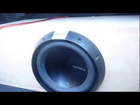 Rockford T2 1800 WATTS FUSION SPORT