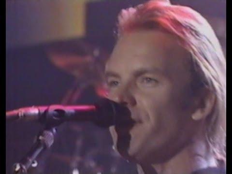 Sting Live in Japan 1988