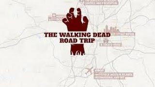 Visiting Walking Dead filming locations