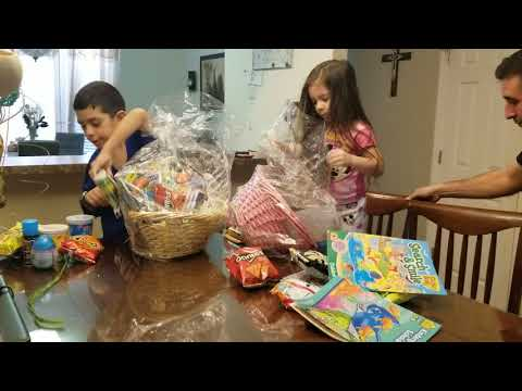 Easter Baskets 2018