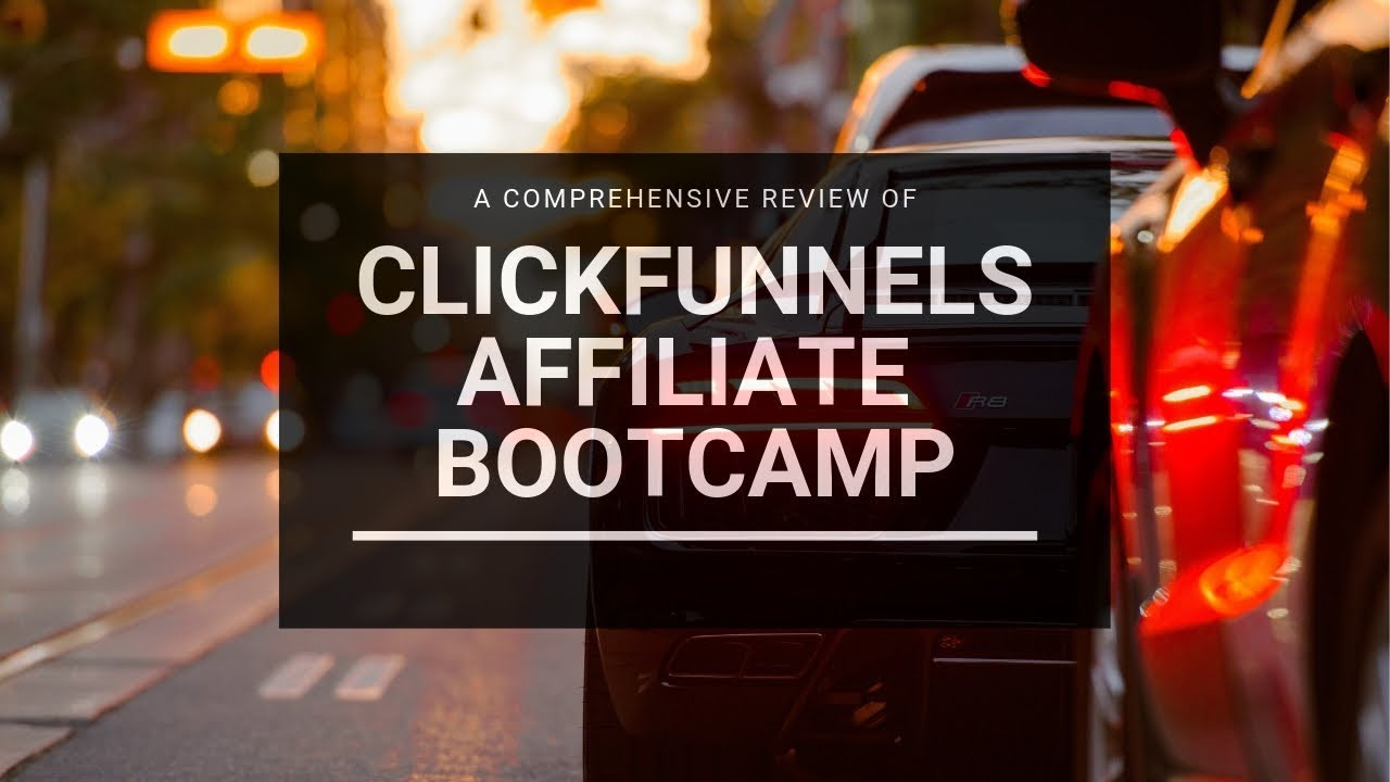 ClickFunnels Affiliate Program | Watch Before You Enroll...