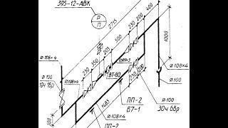 AutoCAD isometric (Pipe)