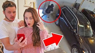 Our Car Was Stolen! 😱  (FOOTAGE FOUND!)