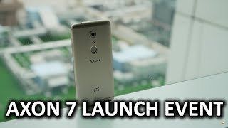 Crashing ZTE's Axon 7 Launch