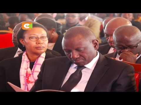 Aliyekuwa seneta wa Likipia G.G. Kariuki azikwa