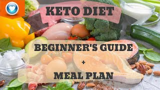 The Ketogenic Diet: A Detailed Beginner's Guide to Keto+ 7 Days Meal Plan+More | A dieta cetogênica