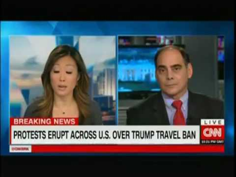 James Carafano Talks Refugee Policy on CNN International ...