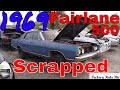 1969 Ford Fairlane 500 Junk Yard Find