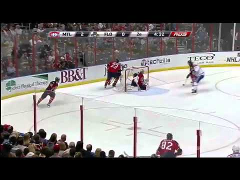 Montreal Canadiens Vs Florida Panthers (RDS Feed) - 03/10/2013