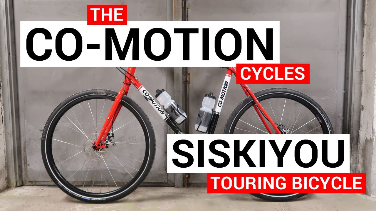 Co-Motion Cycles Siskiyou Touring Bicycle: My First Impression