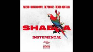 Wizkid - Shabba (Instrumental) ft. Chris Brown, Trey Songz, French Montana