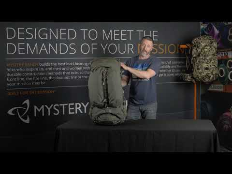 MARSHALL 2020   MYSTERY RANCH   Expedition Hunting Backpack