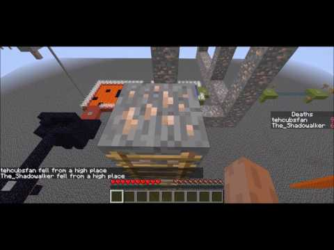 Minecraft Parkour Extravaganza! Falling forward Ep: 1