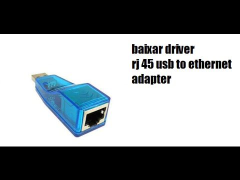 Ethernet Rj 45 Driver Download