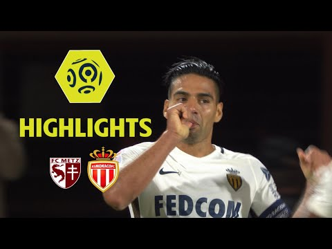 FC Metz - AS Monaco (0-1) - Highlights - (FCM - ASM) / 2017-18