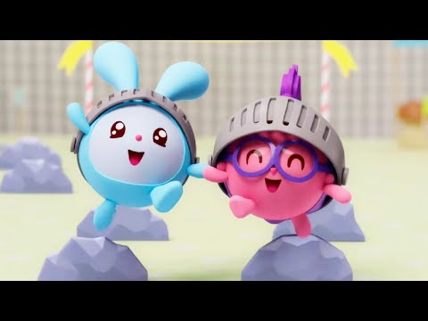 Два рыцаря мультфильм