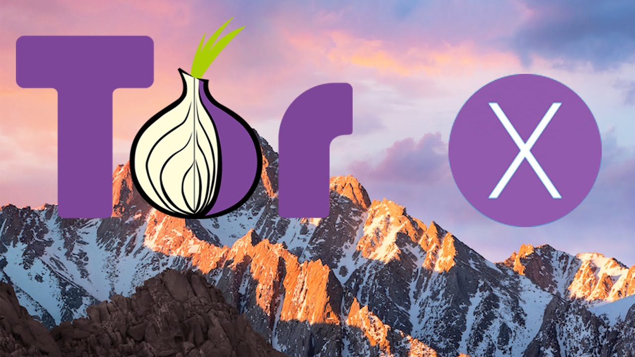 tor browser mac os как установить