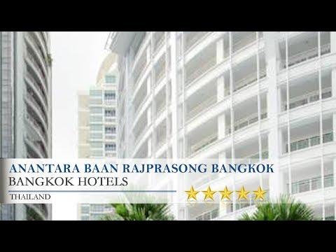 Anantara Baan Rajprasong Bangkok Serviced Suites - Bangkok Hotels, Thailand
