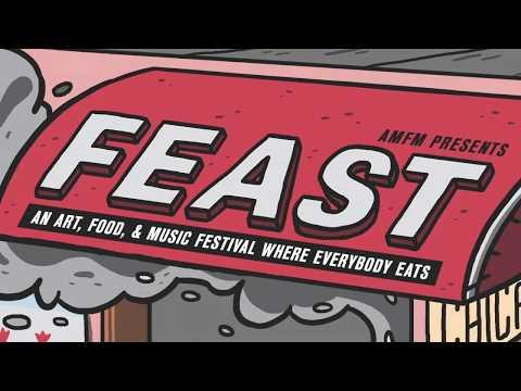 AMFM Presents... Feast Festival 2018