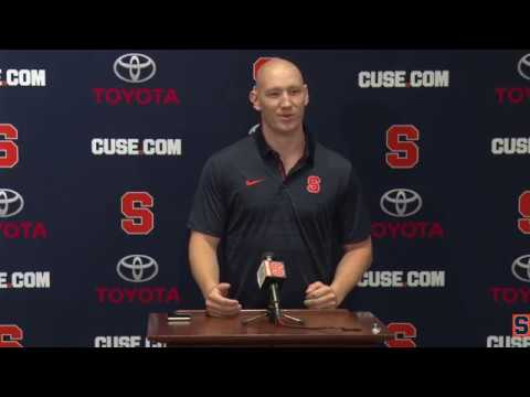 Press Conference | Rex Culpepper Officially Cancer-Free