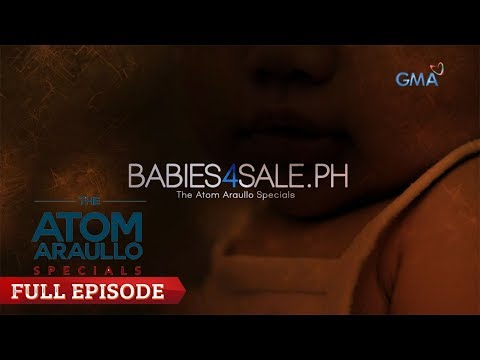 The Atom Araullo Specials: Babies For Sale  episode