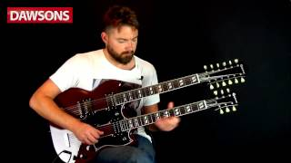 Epiphone G-1275 Custom Double Neck Review
